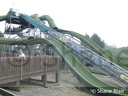 """Falls of Terror"" Waterslides."