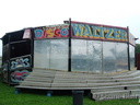 David Johnson's 'Super Disco' Waltzer.