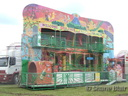 William Bradley's 'Crazy Jungle' Funhouse.