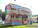 Aaron Holland's ''Show Time' Funhouse.