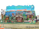 Charlton Harris's 'Crazy Jungle' Funhouse.