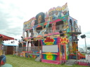 Edwin Pinder's 'Carnival Magic' Funhouse.