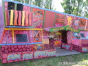 Albert Hill's 'Fun Factory' Funhouse.