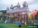 Patrick Hill's 'Magic Kingdom' Funhouse.