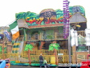 Nathan Hart's 'Crazy Jungle' Funhouse.