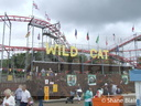 Norman Wallis's 'Wild Cat' Rollercoaster.