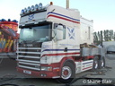 M&D's Scania.