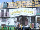 James Cook's 'Crooked House' Funhouse.