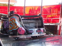 Darran Church's Waltzer car.
