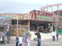 Norman Wallis's 'Pleasureland' Waltzer.