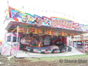 Newcastle Upon-Tyne, The Hoppings 2012, Sunday 24th June