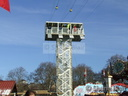 James Mellors' 'Mountain Rescue' Zipline tower 2.