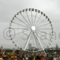 James Mellors' Giant Wheel.