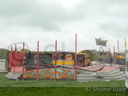 David Taylor's 'Rock & Roll' Waltzer build up.