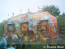 Gary Hill's 'Crazy Circus' Funhouse.