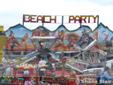 Alan Cowie's 'Beach Party' Flying Coaster.