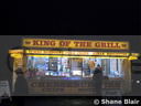 John Silcock's 'King of the Grill' Kiosk.