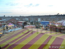 View from the top of the Helter Skelter.