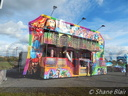Aaron Holland's 'Crazy' Funhouse.